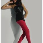 Bavlněné punčochové kalhoty Ester-Gemini