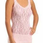 Krajková košilka 731233- DKNY  -růžová