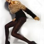 Punčochové kalhoty Bertona 80D – Moraj