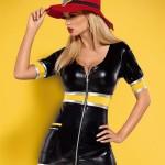 Sexy kostým Firegirl – Obsessive
