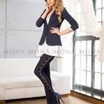 Punčochové kalhoty Evita 01 250 DEN – Mona