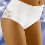 Stahovací kalhotky Misteria bílé