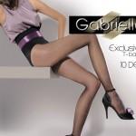Punčochače Gabriella Exclusive 10 DEN béžové
