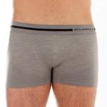 Bezešvé prádlo Wool BX 10430 grey