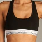 Top F3785E – černá – Calvin Klein