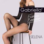 Dámské punčochové kalhoty Gabriella Selena Lurex 494
