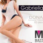 Punčochové kalhoty Dona Matt 10 Den Code 712 – Gabriella