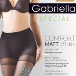 Punčochové kalhoty Gabriella Comfort Matt 20 Den code 479