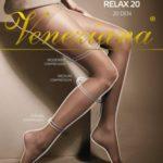Punčochové kalhoty Relax 20 den – Veneziana