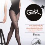 Dámské punčochové kalhoty Gatta Funny nr 09 20 den