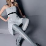 Dámské punčochové kalhoty Micro Satine 100 DEN