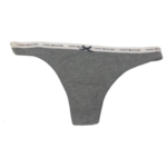 Dámské tanga OU25 šedé – Tommy Hilfiger