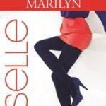 Dámské vzorované punčochové kalhoty Giselle C09 – Marilyn