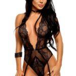 Erotické body Adelaide teddy black
