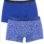 Pánské boxerky 2 pack NU8643A-9ZX – Calvin Klein