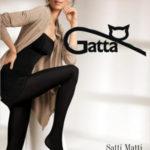 Punčochové kalhoty Satti Matti 120 DEN – Gatta