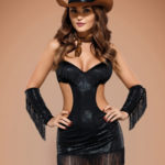 Sexy kostým Sheriffia – Obsessive