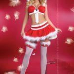 Vánoční kostým Little Miss Christmas – LivCo Corsetti