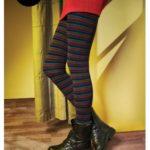 Dámské punčochové kalhoty Gatta G88.716 Trendyline Cotton vz.01