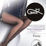 Dámské síťované punčochové kalhoty Gatta Funny 20