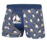 Pánské boxerky Penguins 007/43 – Cornette