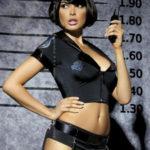 Sexy kostým Police set – Obsessive