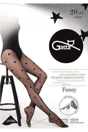 aaeae67dc58d Dámské punčochové kalhoty Gatta Funny nr 06 20 den