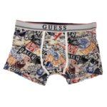 Pánské boxerky U92F04JR00A-P0R0 vzorované – GUESS