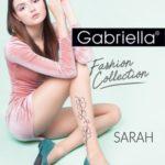 Dámské punčochové kalhoty Gabriella 453 Sarah 5-XL