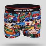 Pánské boxerky John Frank JFB100