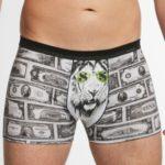 Pánské boxerky Cornette Tattoo Dollars 280/167