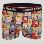 Pánské boxerky John Frank JFB61