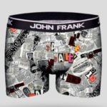 Pánské boxerky John Frank JFBD221