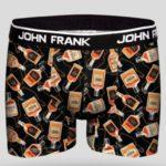 Pánské boxerky John Frank JFBD249