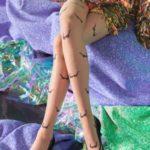 Punčochové kalhoty  model 129635 Gabriella