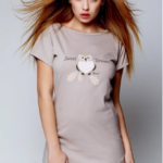 Dámské noční košilka Small Owl – Sensis