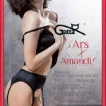 Dámské punčochové kalhoty Gatta Ars Amandi Talia 01