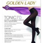 Dámské punčochové kalhoty Golden Lady Tonic 70 den