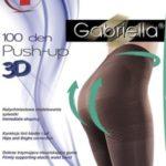 Dámské punčochy Medica Push-up 100 DEN Code 171 – Gabriella