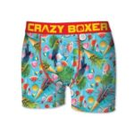 Pánské boxerky Crazy Boxer ASS 23