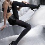 Dámské punčochové kalhoty Fiore Olga 100 den 2-4