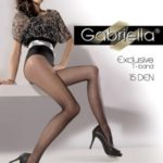 Dámské punčochové kalhoty Gabriella Exclusive 15 den