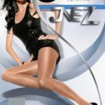 Dámské punčochové kalhoty Inez Caroline Elastil 20 den 5-XXL