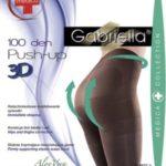 Modelující punčochové kalhoty MEDICA PUSH UP 100 DEN