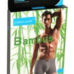Pánské boxerky Cotton World Bambus