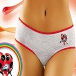 Dámské kalhotky Funny Beruška – Wolbar