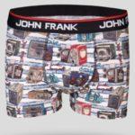 Pánské boxerky John Frank JFB119