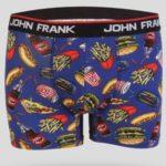 Pánské boxerky John Frank JFBD212