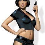 Dámský kostým Police set