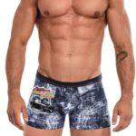 Pánské boxerky Cornette Tattoo 280/177 America Muscle